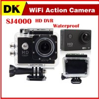 gopro camera - SJ4000 Waterproof gopro Sport DV HD Camera Car DVR digital Camcorder Gopro Style P fps MP H Inch LCD With wifi Free DHL Ship