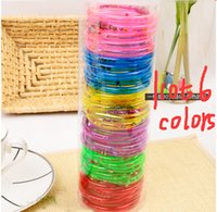 ball pen assorted - Assorted color new arrival Hot Mixed Color Novelty Bracelets Bangle Wristlet Useful Ball Pen For Kids Adult hot sale free shippin