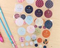 art envelopes - DIY Scrapbooking Cute Diary Album Decal Stickers Envelope Seal Sticker
