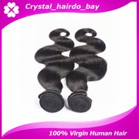 Body Wave cambodian hair - Brazilian Hair Remy Human Hair Extensions Peruvian Malaysian Indian Cambodian Hair Weave Wave Extensions A Best Quality Accept Return