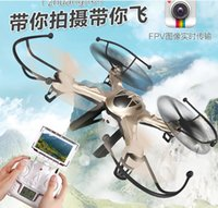 aircraft noise - The new JJRC H9D four axis flight noise FPV image real time transmission aerial remote control aircraft flying saucer HD