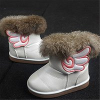 Wholesale 2017 autumn and winter children casual shoes child canvas shoes baby snow boots sport sneakers shoes martin boots size JIA629