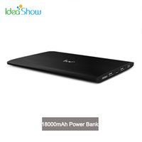 tablet cell phone - IWO P48 mAh Metal USB External Mobile Backup Power Bank Cell Phone Battery Chargers for Smart Phone Tablet PC iPhone iPad