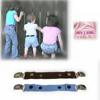 baby pants belt - Hot Selling Children Trousers Belt Clips Adjustable Loose Long Baby Pants Accessories For Kids