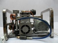 30MPa Bomba de alta pressão, pequeno compressor de ar portátil, bomba de gás Mini