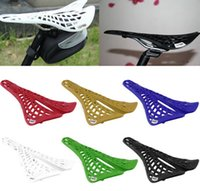 Wholesale bicycle parts saddle for men women mtb bike seat Spider Ergonomics hollow Bicycle high quality