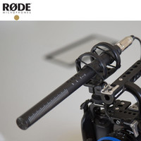 Wholesale Rode NTG4 Plus Professional Directional Condenser Shotgun Microphone with Inbuilt Rechargeable Lithium Battery Broadcast NTG4