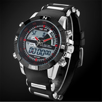 Wholesale Hot Sale WEIDE Luxury Brand Men Sports Watch ATM Waterproof Digital LED Backlight Military Watches Swimming Watch