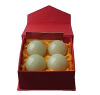Wholesale Afghanistan jade massage ball fitness ball exercise ball two pairs of the parents health gifts