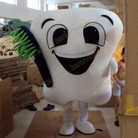 adult toothbrush costume - tooth mascot costume adult size cartoon character costumes halloween party fancy dress adult size mascots with toothbrush
