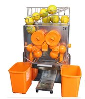 Wholesale Automatic machine squeezed orange orange juice machine press juice machine freshly squeezed orange juice machin