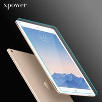 air films - Ipad Tempered Glass H MM Film Tablet PC Screen Protector Explosion proof for Ipad Air With Retail Package
