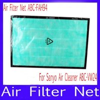 abc cleaning - Air filter net ABC FAH94 for Sanyo Air Cleaner ABC VW24 moq