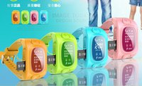 push button phone - New Smart children watch Y3 quadruple targeting children smart phone card call button alarm watches