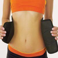 Wholesale New Adjustable Heavy Weight Lift Lumbar Lower Back Waist Support Belt Brace Posture Back Brace Relieve Back Pain