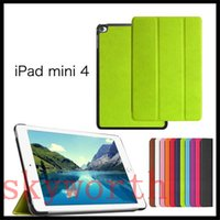 best lenovo - Best Tri Fold leather case for ipad Pro air2 air mini Samsung Galaxy tab S2 A E S cover