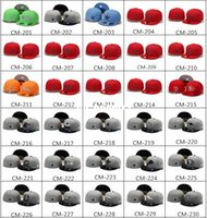 Wholesale DHL New Arrive MLB Embroidered Fitted Hat Men s LA Angels A s Altenate On field Baseball Cap Man hats