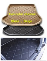 Wholesale For Dodge Journey Rubber Foam Trunk Tray Liner Cargo Mat Floor Protector