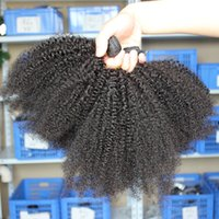 Wholesale Tight Kinky Curly Virgin Hair Human Hair Extensions Pieces Cheap A Mongolian Kinky Curly Hair Sunny queen Hair Products