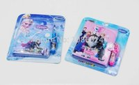 Wholesale Hot sale New Lovely Frozen Notebook stationery x cm perfect for Birthday Gift party gifts hy21