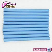 flexi rods - 2cm width pieces Hair Curling Flexi rods Magic Air Hair Roller Curler Bendy Magic Styling Hair Sticks random colors