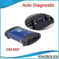 Wholesale Promotion Professional GM MDI Diagnosctic Interface for GM Vehicles from to Years with High Quality DHL