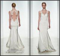 Cheap Wedding Dress Best Mermaid Applique Dresses
