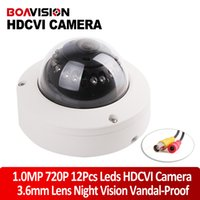 vandal proof ir dome camera - HDCVI P IR mm Lens IR LED Night Vision Vandal Proof Dome CCTV CVI HD Camera For Dahua CVR