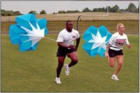 Wholesale 56 quot Speed Resistance Training Parachute Running Chute Soccer Football Training