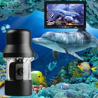 fish finder - 1 inch SONY H CCD LED lights M M night vision Underwater fish finder rotable CCTV system Aluminum case fishing camera