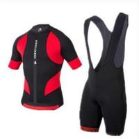 Wholesale factory Etxeondo Short Sleeve Cycling Jerseys With Bib None Bib Pants Cycling Jersey Set Etxeondo Bicycle Wear S XL