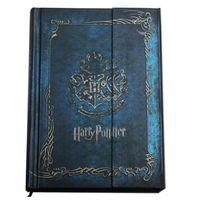 hard cover book - Hot Harry Potter Gift Diary Book Notebook Vintage Notebook Hard Cover Note Book Notepad Agenda Planner Calendar jk