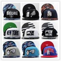 Cheap Wholesale-Free Shipping Adjustable Hip hop bone aba reta Cheap Cayler Sons Snapback Caps Hats Bones gorras Men Baseball Cap Snapback Hats