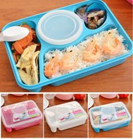 baking storage containers - New Portable Bento Lunch Box Utensils Food Storage Containers Microwave Oven Box