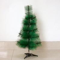 artificial pine tree - artificial christmas trees cm inch simulation small pine needle tree pine needle tree decorations field Christmas wreath CT003P