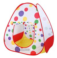 Wholesale 5pcs DDA3146 Children Kids Play Tent toy game house baby beach tent indoor outdoor tent Children Kids Play Tent