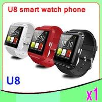 Cheap Smart watches Best U8 Bluetooth smart watch