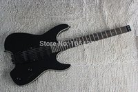 Wholesale Special sale black STEINBERGER Headless electric guitar