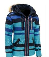 bogner - Germany bogner Bogner men s out door water proof wind proof warm down jacket ski suit
