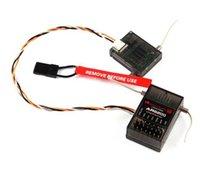 Wholesale 2015 hot selling Spektrum AR6210 DSMX Receiver Ghz CH DSMX Receiver with Satellite