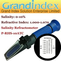 Wholesale Salinity Refractometer P RHS ATC great for The aquarium