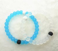 Wholesale transparent silicone bracelets bangles for women and men fashion jewelry New factory price size S M L