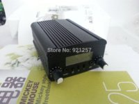 Wholesale FM transmitter broadcast for radio station ST C stereo PLL power supply small antenna kit whosesales car