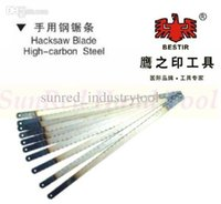 Wholesale SunRed BESTIR taiwan made high carbon steel TPI quot mm hacksaw blade cut hand tool NO