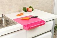 cutting board - New Vegetables Chopping Blocks Fruits Chopping Board Creative Rose Red Kitchen Cutting Board QAC2