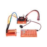 battery program - SKYRC T KV Brushless Motor A Brushless ESC with V A BEC Linear Mode Program Card Combo Set for RC Car Parts