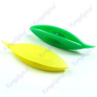 Wholesale Pack of Plastic Tatting Shuttle For Hand Lace Making Craft Tool