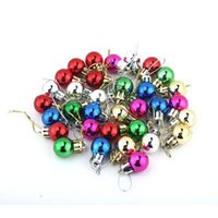 christmas tree - 33Pcs cm Multi Colors Christmas Tree Baubles Xmas Decoration Ornaments DIY Ball