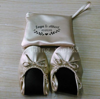 best ballerina - Hot selll Best Discount fold up ballerina shoes with customized logo bag