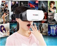 cardboard gift boxes - Head Mount Plastic VR BOX D Glasses Version Virtual Reality Glasses Gift Google Cardboard D Movie for quot quot Smart Phone D Glasses